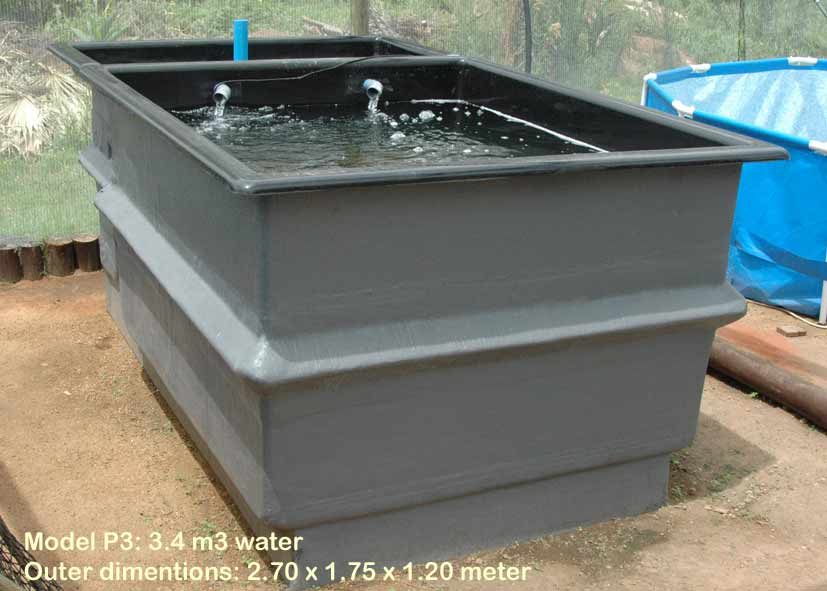Aquanet ponds for Fish pond tanks for sale